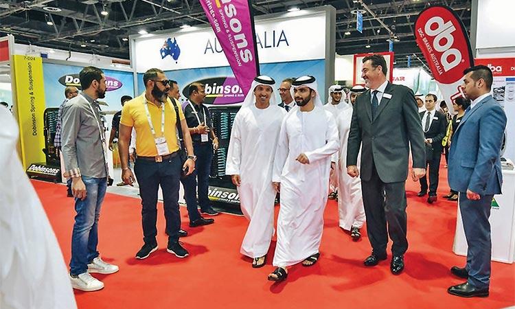 Automechanika Dubai 2021