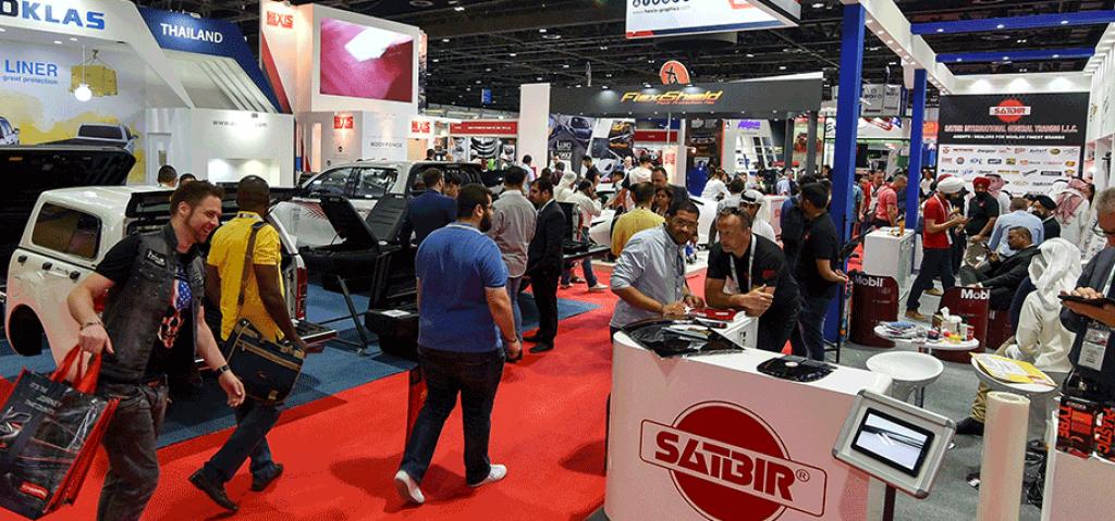 Automechanika Dubai 2021 - Business Event in Dubai, UAE