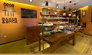 Baker & Spice - Pet Friendly Restaurants In Dubai