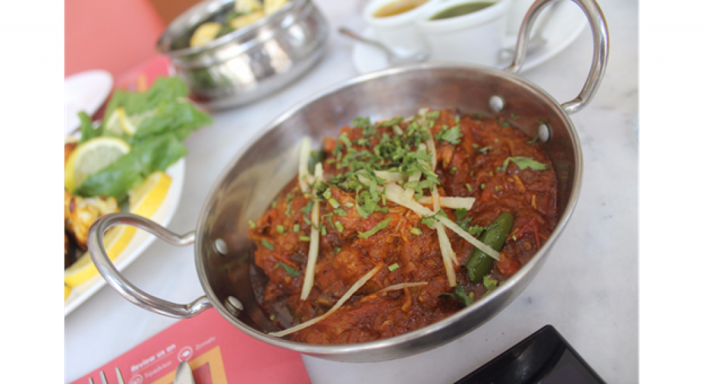 Chicken Karahi - Barbecue Delights Restaurant Review - Dubai UAE