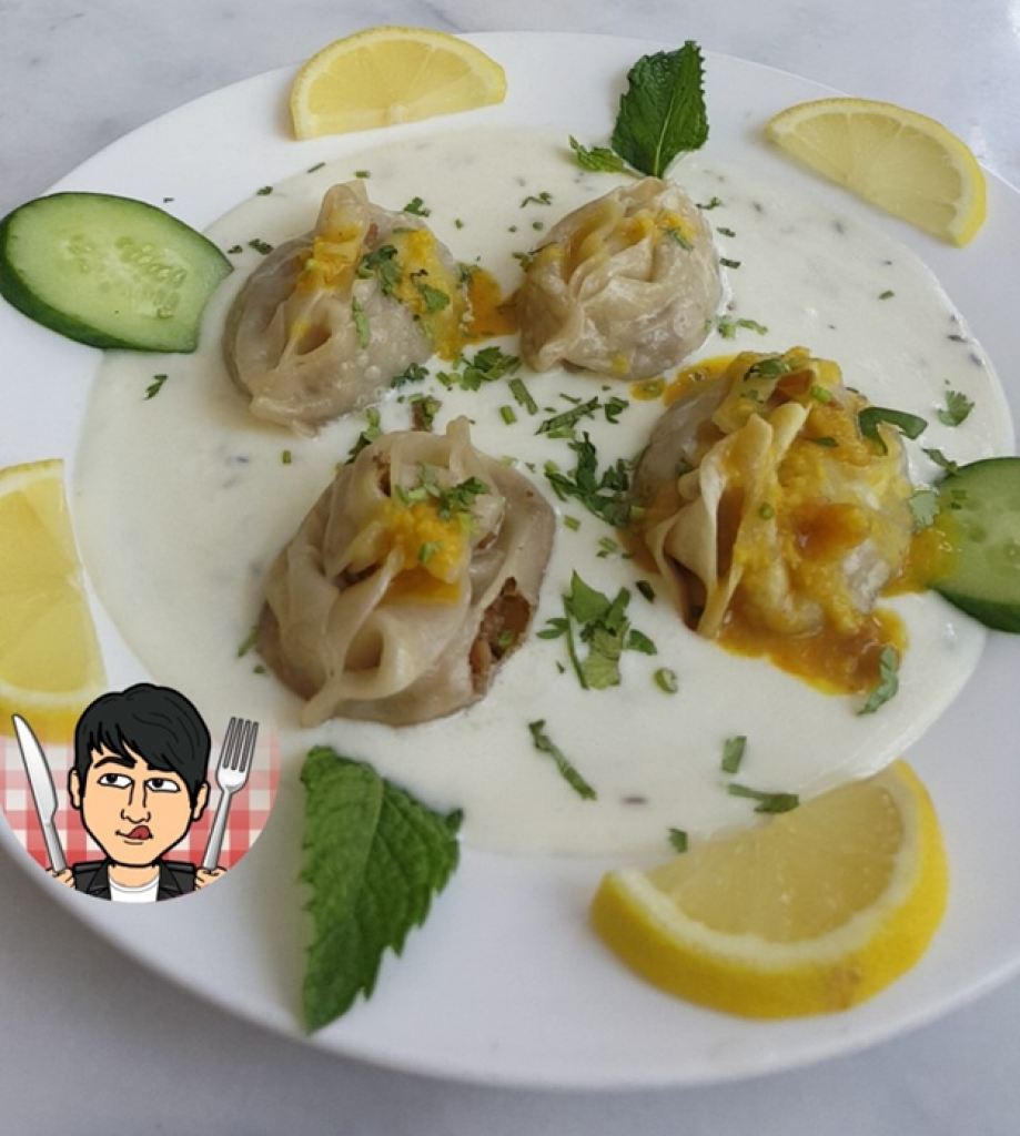Lamb Mantu - Barbecue Delights Restaurant Review - Dubai UAE