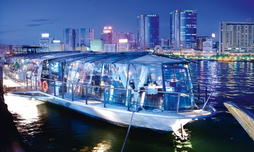 Bateaux Dubai House Beverage Package – luxury cruise in dubai