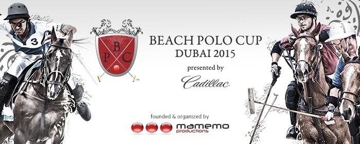 Beach Polo Cup Dubai 2015, UAE