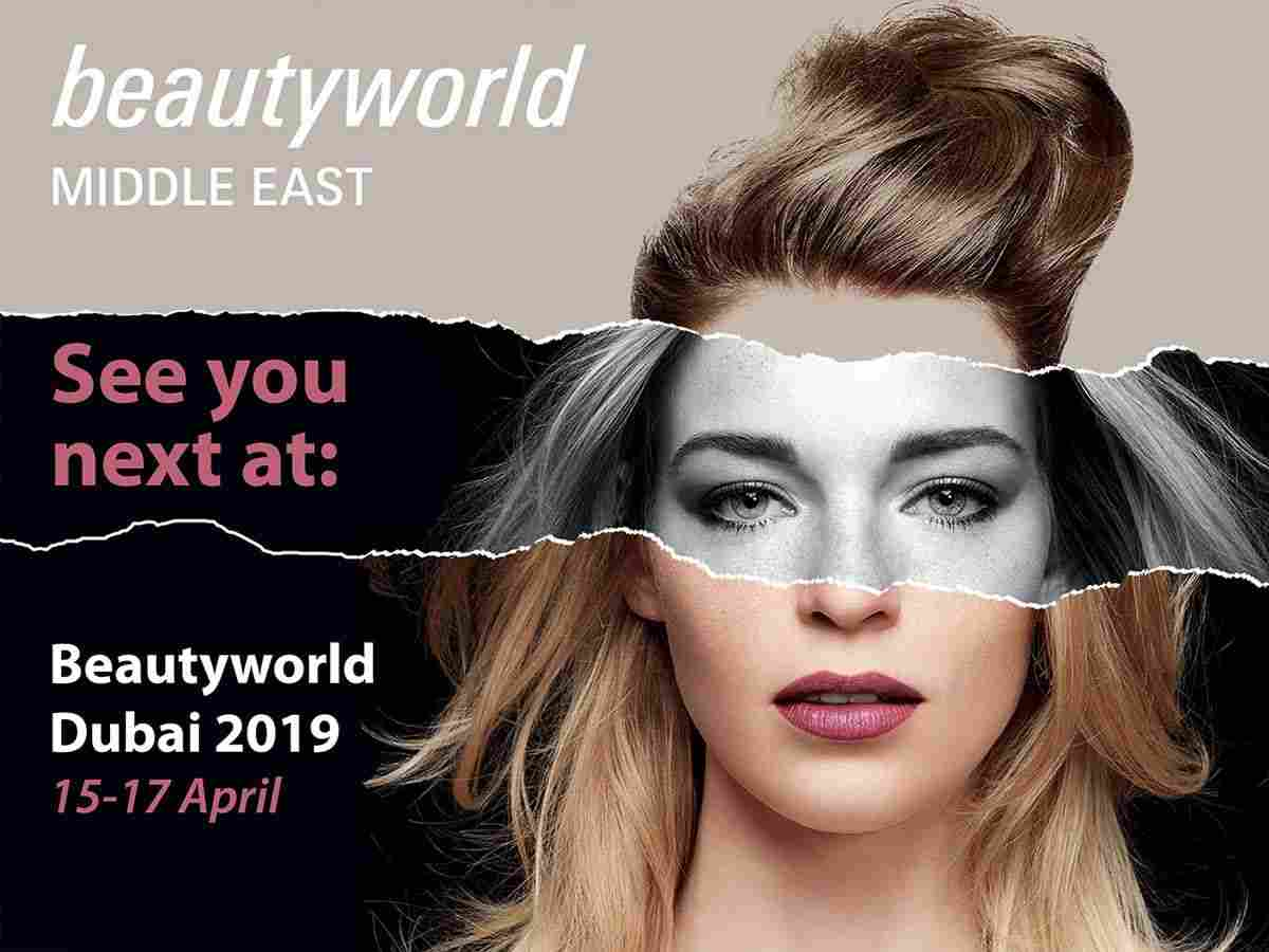 Beautyworld Middle East Apr 15 – Apr 17