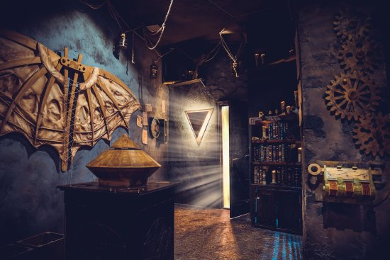 Best Escape Games in Dubai