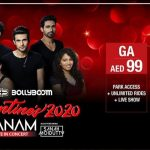 Bollyboom with Sanam and Sanah