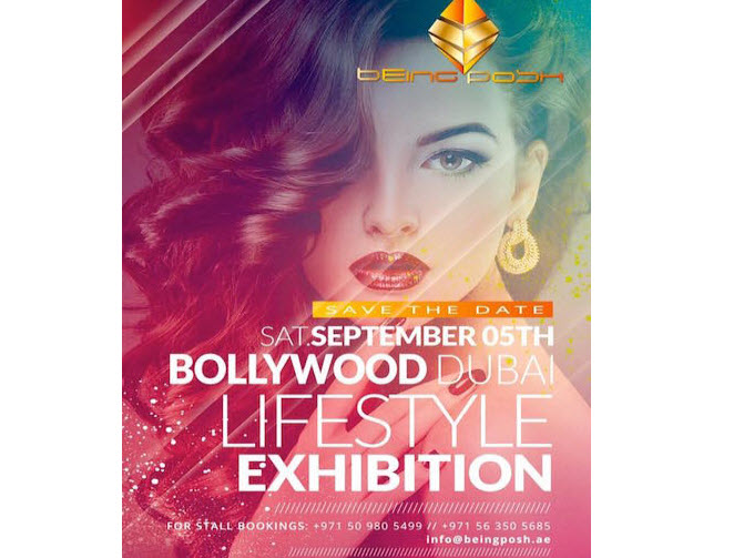 Bollywood Dubai Lifestyle Exhibition | Events in Dubai