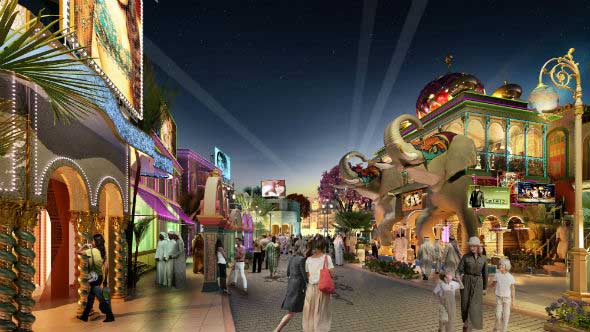 Bollywood Theme Park – Theme Parks in Dubai, UAE