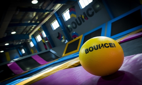 Bounce Middle East in Dubai, UAE