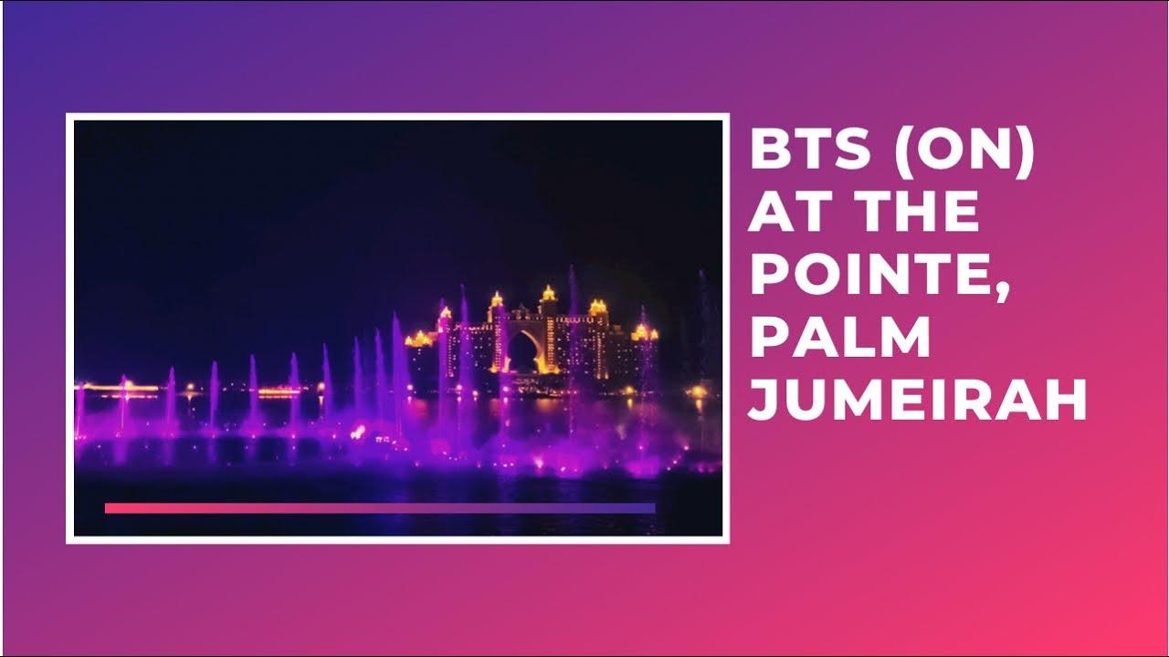 BTS Nights in the UAE – 2021 Event in Dubai, UAE