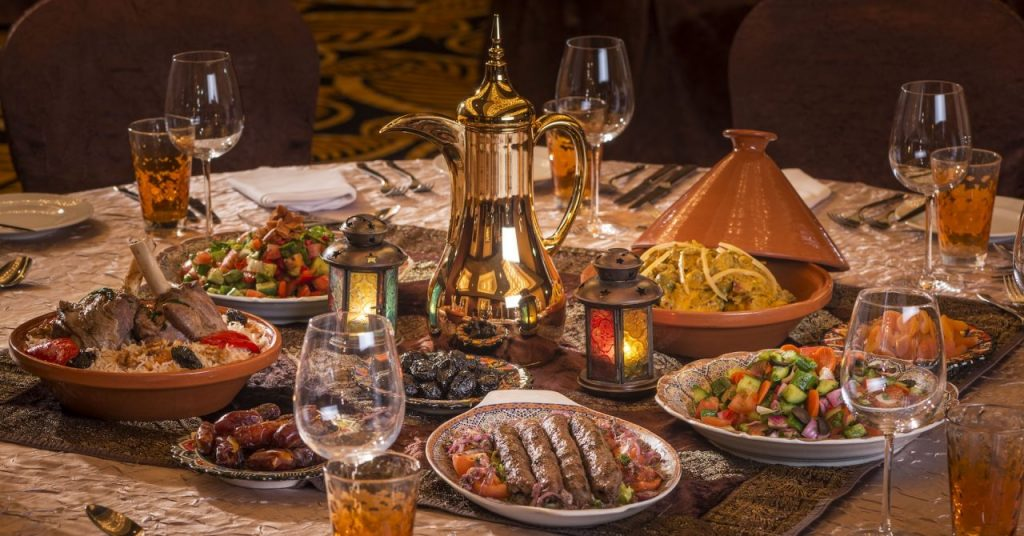 Budget Ramadan Iftar Buffet 2018 in Dubai, United Arab Emirates