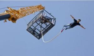 Bungee jumping in Dubai | Activity centers in Dubai, UAE