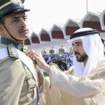 Cadet Officers Graduation Dubai