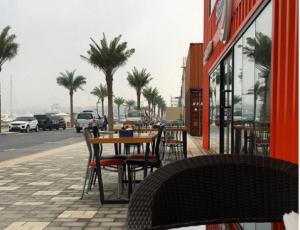 Cafe.Rena - Marina Cube in Dubai, UAE