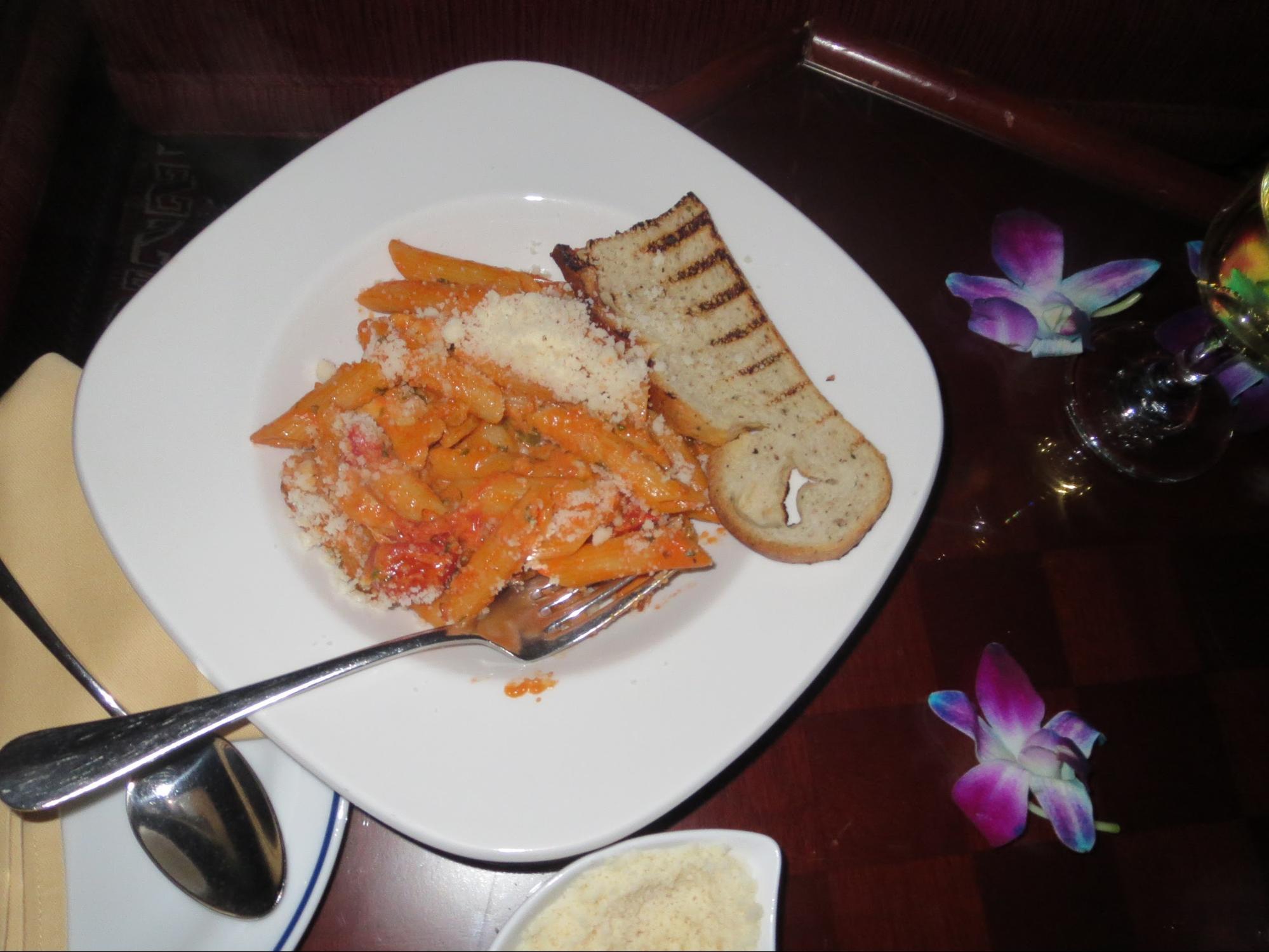 Kempinski Hotel, Ajman Review - Candle Light Dinner at Balcony