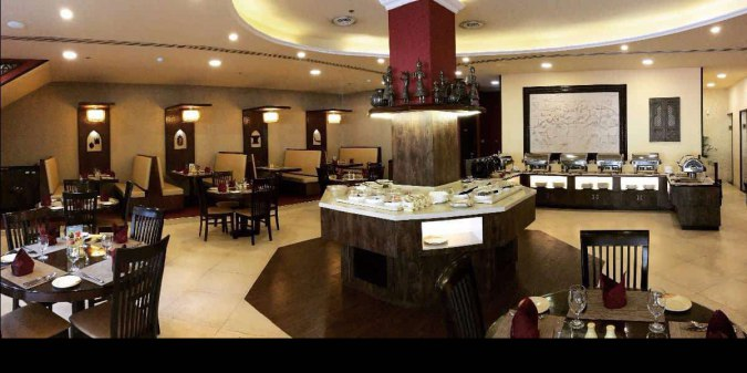 Caravan Restaurant - Restaurants With Party Hall in Dubai,