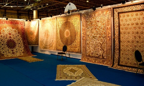 Carpet and Arts Oasis in Dubai Shopping Festival 2019