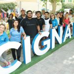 Cigna Park Run: 1 February Dubai