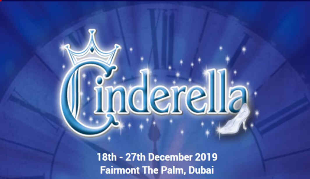 Cinderella at Fairmont The Palm Dubai 2019