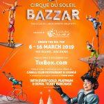 Cirque Du Soleil BAZZAR at Yas Island Abu Dhabi