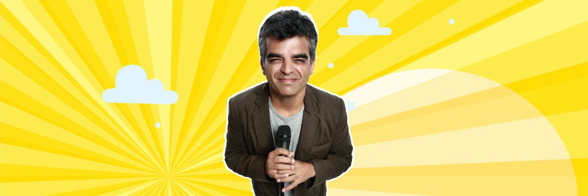 City 1016 Comedy Nights with Atul Khatri Dubai 2020
