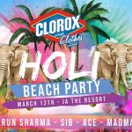 Clorox Holi Beach Party