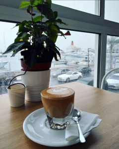 Coffee Lab - Marina Cube in Dubai, UAE