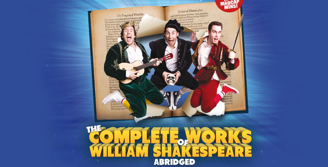The Complete Works Of William Shakespeare (Abridged) – Press Release.