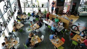Cycle Bistro - Pet Friendly Restaurants In Dubai