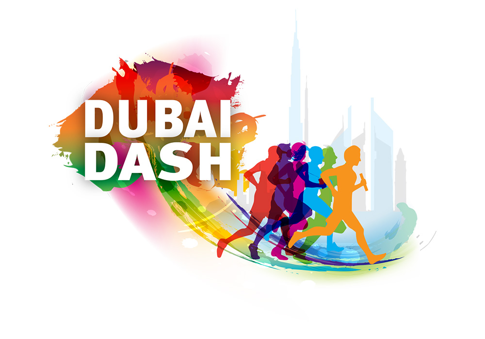 Daman Dubai Dash 2019 on Dec 10th at Zabeel Park