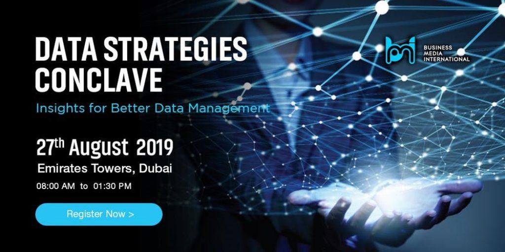 Data Strategies Conclave Dubai 2019
