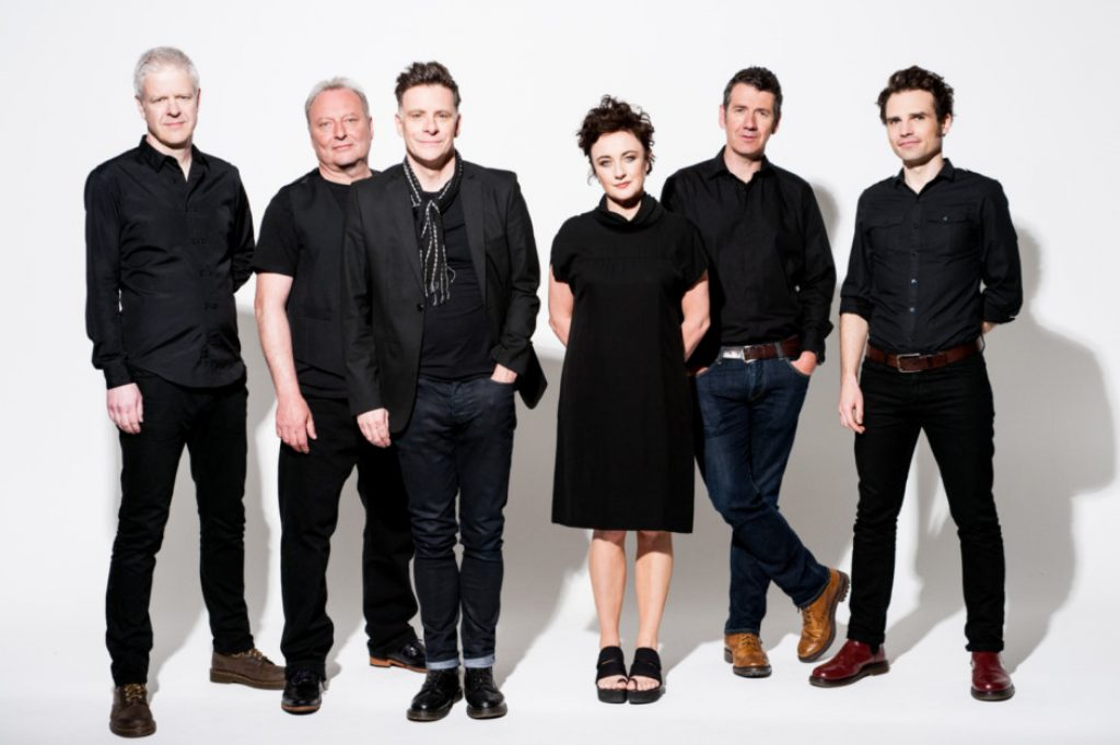 Deacon Blue at Irish Village Dubai