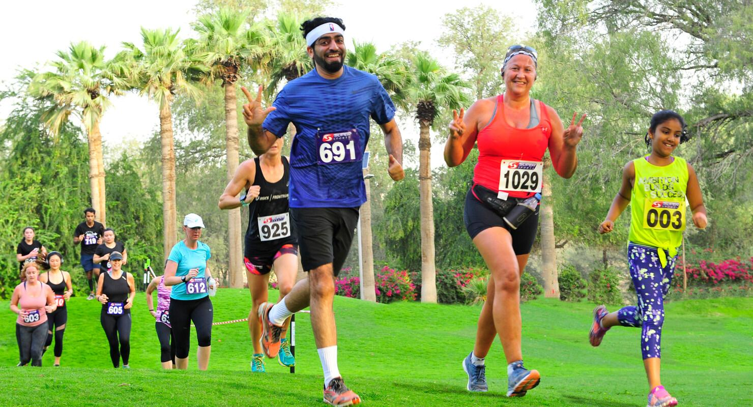 Desert Palm X-Country Run Dubai 2020