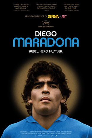 Diego Maradona at Cinema Akil Dubai 2019