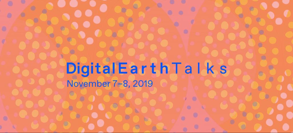 Digital Earth Talks at Jameel Arts Centre