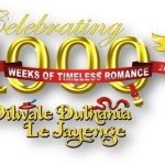 Dilwale Dulhania Le Jayenge movie in Dubai, UAE