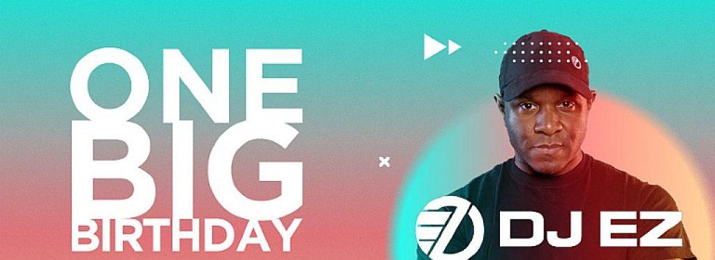DJ EZ at Zero Gravity