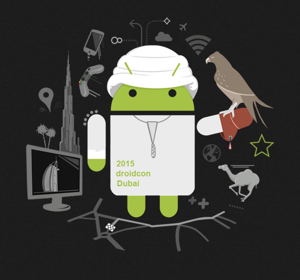Droidcon Dubai 2015, UAE | Android Developer Conference