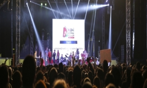 DSF 2015 - Celebration Nights with Arab Pop Stars