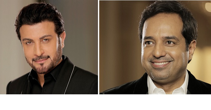 Rashed Al Majid and Majid Al Mohandis: DSF Closing Celebrations