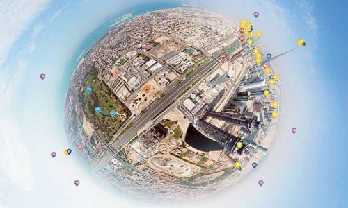 Dubai 360 | The first online city tour in Dubai, UAE
