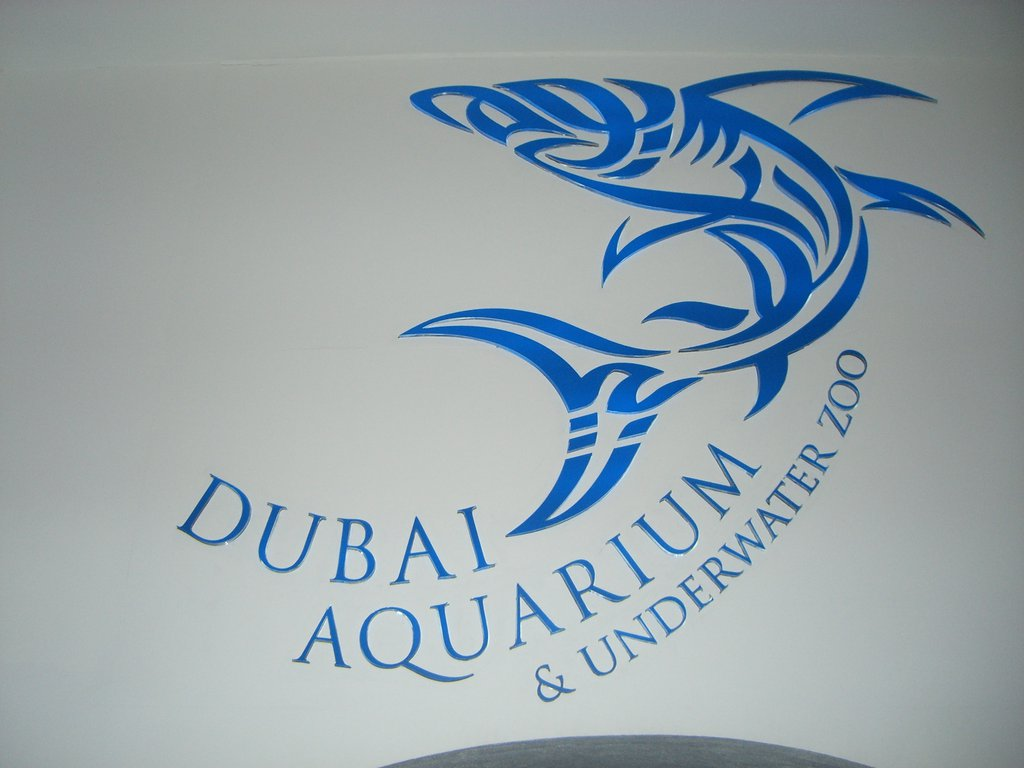 Dubai Aquarium & Underwater Zoo, Dubai Mall