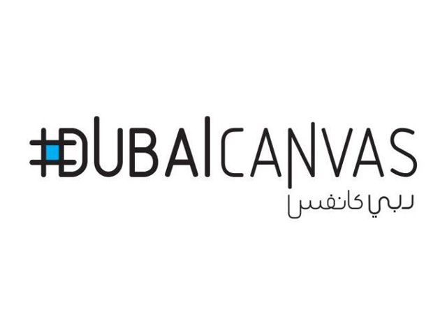 Dubai Canvas 2016 - official Loga