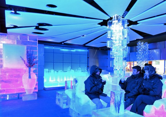 Chillout Lounge Dubai – Ice Cafe