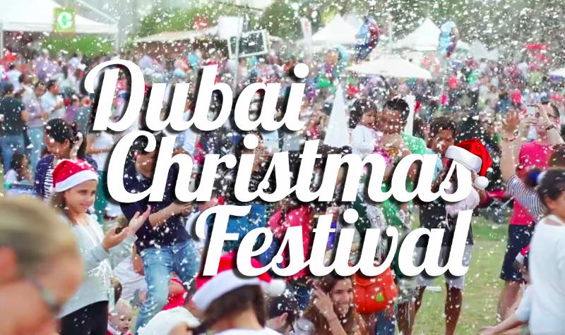 Dubai Christmas Celebration 2015