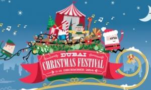 Dubai-Christmas-festival 2014