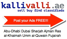 Dubai Classifieds site KalliValli.AE