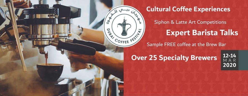 Dubai Coffee Festival