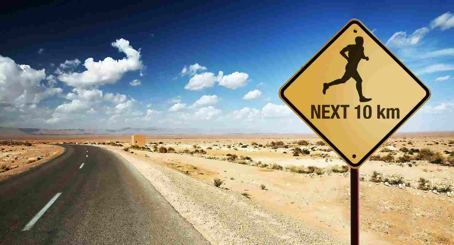 Dubai Desert Road Run 2019