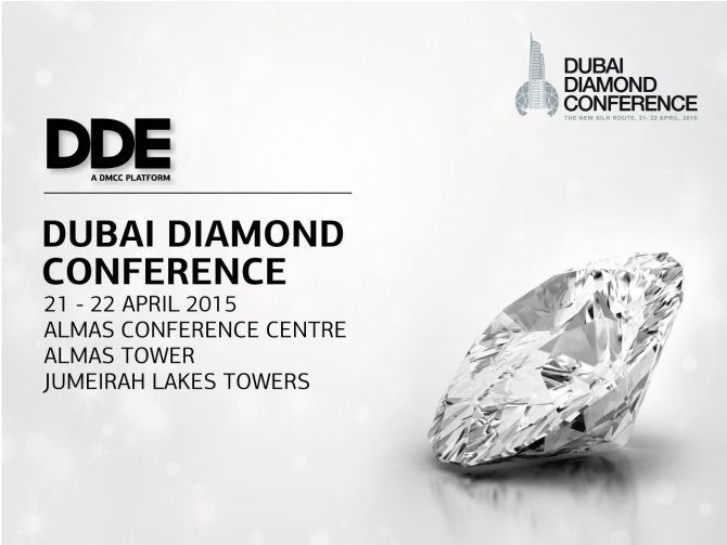 Dubai Diamond Conference 2015, UAE